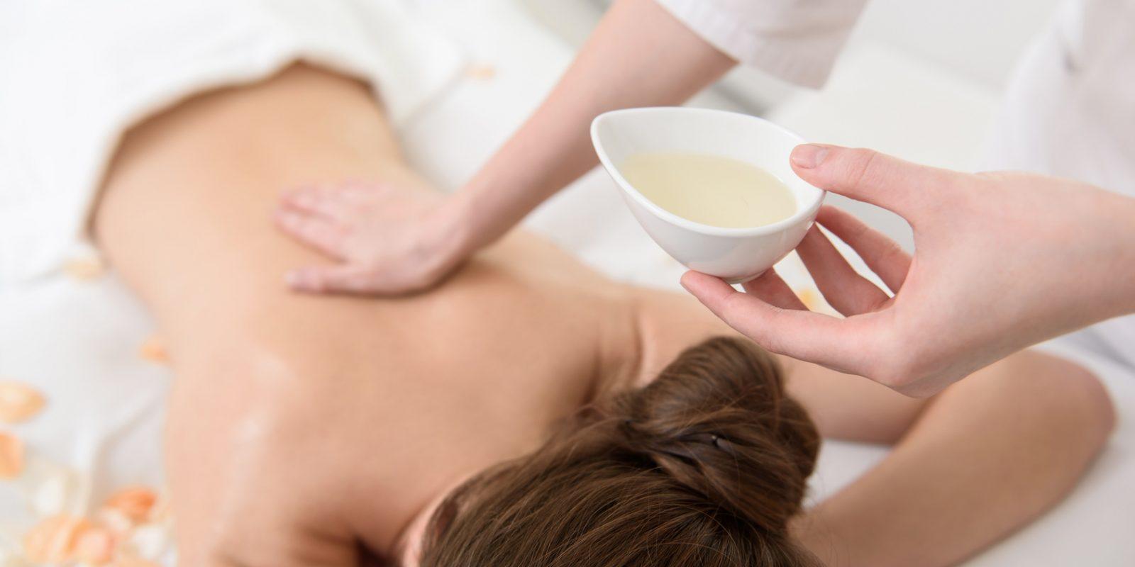 Die Massage bringt Körper, Geist und Seele in Einklang - Abschalten und wohlfühlen in Bad Zurzach der Energietreffpunkt bei Rosmarie Bochsler