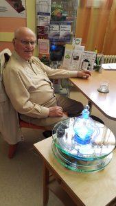 Airnergy Therapie - Singulett Sauerstoff atmen